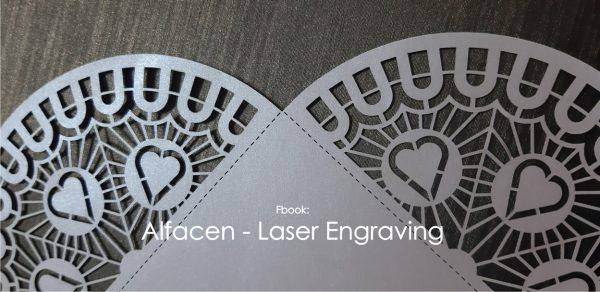 Лазерно гравиране – Хартия